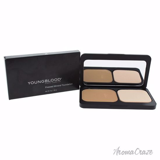 Youngblood Pressed Mineral Toffee Foundation for Women 0.28 oz - Face Makeup Products | Face Cosmetics | Face Makeup Kit | Face Foundation Makeup | Top Brand Face Makeup | Best Makeup Brands | Buy Makeup Products Online | AromaCraze.com