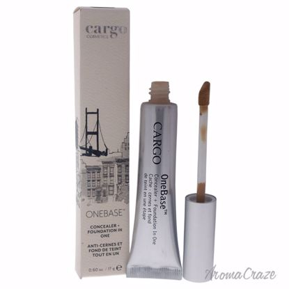 Cargo OneBase Concealer + Foundation # 01 Very Fair with Yel