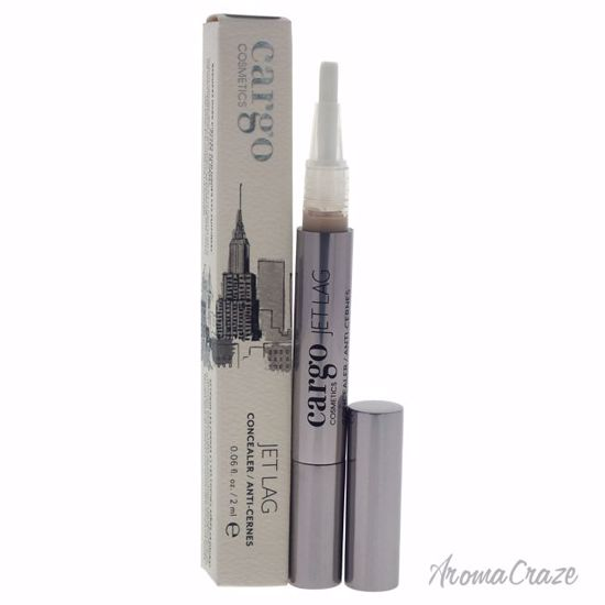 Cargo Jet Lag Concealer # 01 Light Concealer for Women 0.06 oz - Face Makeup Products | Face Cosmetics | Face Makeup Kit | Face Foundation Makeup | Top Brand Face Makeup | Best Makeup Brands | Buy Makeup Products Online | AromaCraze.com