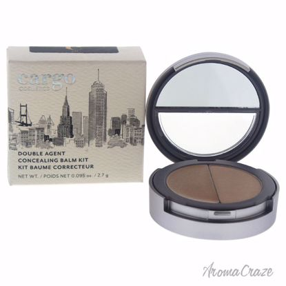 Cargo Double Agent Concealing Balm Kit # 4N Medium with Neut