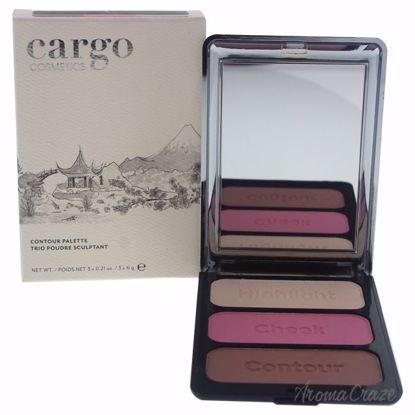 Cargo Contour Palette Malibu Palette for Women 3 x 0.21 oz