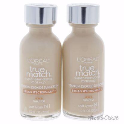 L'Oreal Paris True Match Super Blendable Makeup SPF 17 # N1