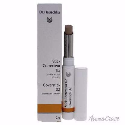 Dr. Hauschka Coverstick # 02 Beige Concealer for Women 0.07