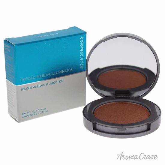 Colorescience Pressed Mineral Illuminator Morning Glow Illuminator for Women 0.14 oz - Face Makeup Products | Face Cosmetics | Face Makeup Kit | Face Foundation Makeup | Top Brand Face Makeup | Best Makeup Brands | Buy Makeup Products Online | AromaCraze.com