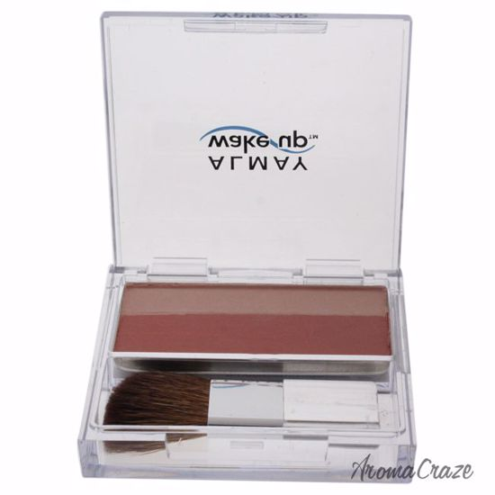 Almay Wake Up Blush & Highlighter # 020 Rose for Women 0.16 oz - Face Makeup Products | Face Cosmetics | Face Makeup Kit | Face Foundation Makeup | Top Brand Face Makeup | Best Makeup Brands | Buy Makeup Products Online | AromaCraze.com