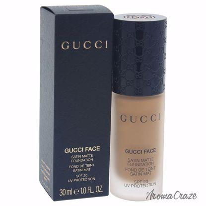 Gucci Satin Matte SPF 20 # 120 Foundation for Women 1 oz