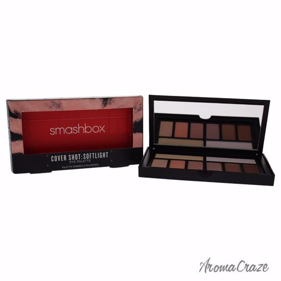 SmashBox Cover Shot Eye Palettes Softlight Palette for Women 0.21 oz - Eye Makeup | Eye Makeup Kit | Eye Shadow | Eye liner | Eye Mascara | Eye Cosmetics Products | Eye Makeup For Big Eyes | Buy Eye Makeup Online | AromaCraze.com