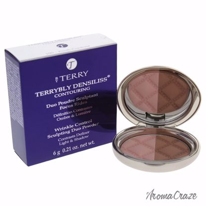 By Terry Terrybly Densiliss Contouring Duo Powder # 100 Fres