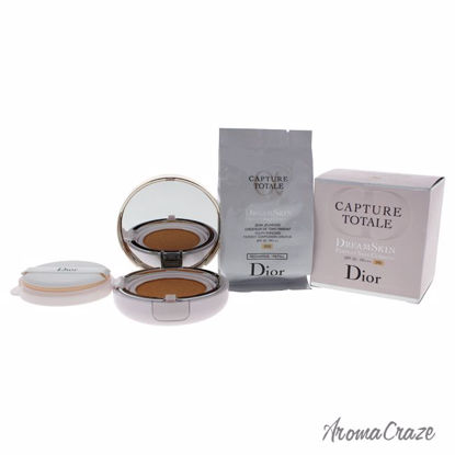 Christian Dior Capture Totale Dreamskin Perfect Skin Cushion SPF 50 # 010 Foundation for Women 2 x 0.5 oz - Face Makeup Products | Face Cosmetics | Face Makeup Kit | Face Foundation Makeup | Top Brand Face Makeup | Best Makeup Brands | Buy Makeup Products Online | AromaCraze.com