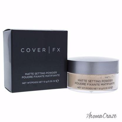 Cover FX Matte Setting Powder Light Powder for Women 0.35 oz