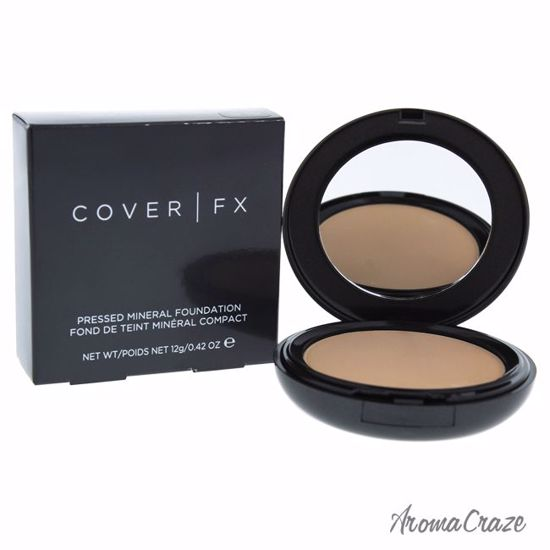 Cover FX Pressed Mineral # G10 Foundation for Women 0.4 oz - Face Makeup Products | Face Cosmetics | Face Makeup Kit | Face Foundation Makeup | Top Brand Face Makeup | Best Makeup Brands | Buy Makeup Products Online | AromaCraze.com