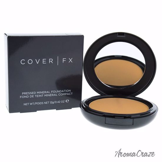 Cover FX Pressed Mineral # G30 Foundation for Women 0.4 oz - Face Makeup Products | Face Cosmetics | Face Makeup Kit | Face Foundation Makeup | Top Brand Face Makeup | Best Makeup Brands | Buy Makeup Products Online | AromaCraze.com
