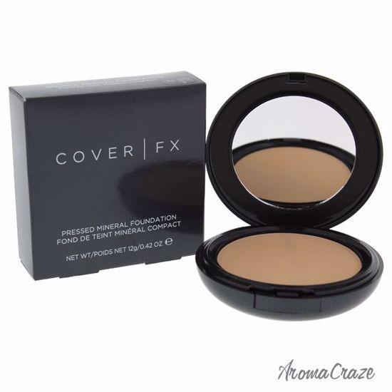 Cover FX Pressed Mineral # N20 Foundation for Women 0.4 oz - Face Makeup Products | Face Cosmetics | Face Makeup Kit | Face Foundation Makeup | Top Brand Face Makeup | Best Makeup Brands | Buy Makeup Products Online | AromaCraze.com