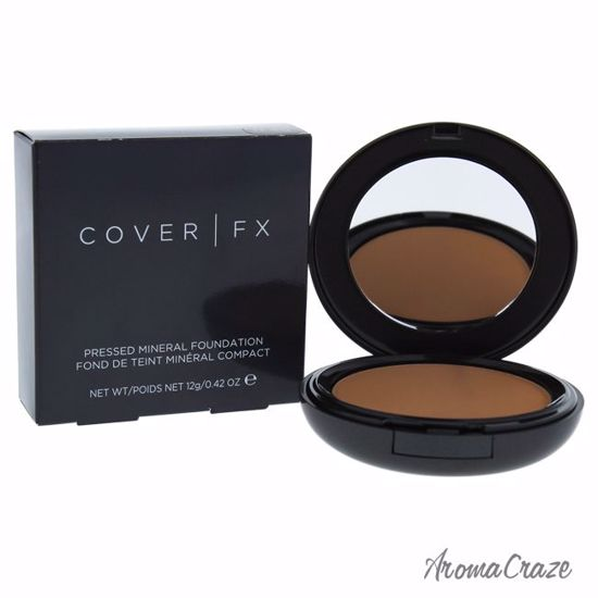 Cover FX Pressed Mineral # N40 Foundation for Women 0.4 oz - Face Makeup Products | Face Cosmetics | Face Makeup Kit | Face Foundation Makeup | Top Brand Face Makeup | Best Makeup Brands | Buy Makeup Products Online | AromaCraze.com