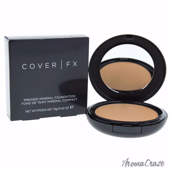 Cover FX Pressed Mineral # P20 Foundation for Women 0.4 oz - Face Makeup Products | Face Cosmetics | Face Makeup Kit | Face Foundation Makeup | Top Brand Face Makeup | Best Makeup Brands | Buy Makeup Products Online | AromaCraze.com