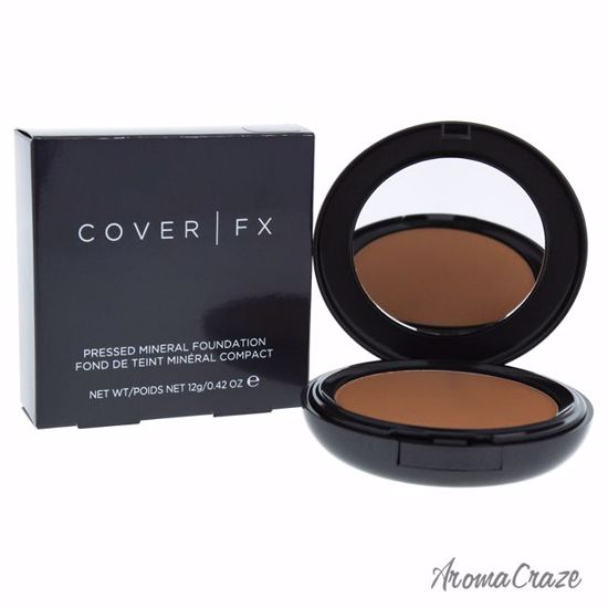 Cover FX Pressed Mineral Foundation # P50 for Women 0.4 oz - Face Makeup Products | Face Cosmetics | Face Makeup Kit | Face Foundation Makeup | Top Brand Face Makeup | Best Makeup Brands | Buy Makeup Products Online | AromaCraze.com
