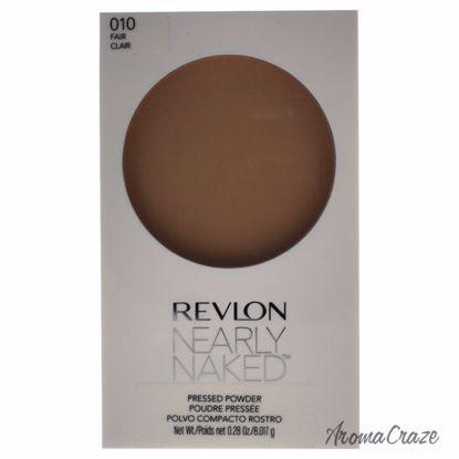 Revlon Nearly Naked Pressed Powder # 010 Fair Powder for Wom