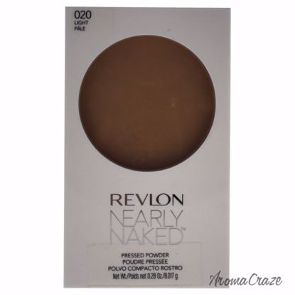 Revlon Nearly Naked Pressed Powder # 020 Light Powder for Wo