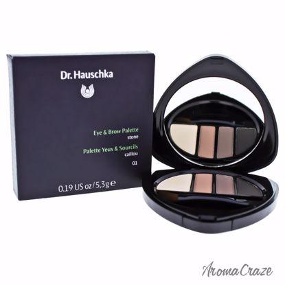 Dr. Hauschka Eye & Brow Palette # 01 Stone Palette for Women