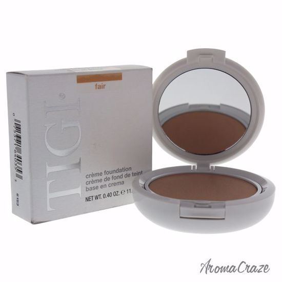 TIGI Creme Foundation Fair for Women 11.5 g - Face Makeup Products | Face Cosmetics | Face Makeup Kit | Face Foundation Makeup | Top Brand Face Makeup | Best Makeup Brands | Buy Makeup Products Online | AromaCraze.com