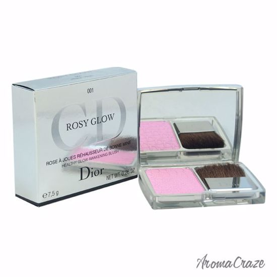 Christian Dior Rosy Glow Healthy Glow Awakening Blush # 001 Petal for Women 0.26 oz - Face Makeup Products | Face Cosmetics | Face Makeup Kit | Face Foundation Makeup | Top Brand Face Makeup | Best Makeup Brands | Buy Makeup Products Online | AromaCraze.com