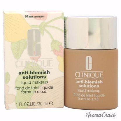 Clinique Anti-Blemish Solutions Liquid Makeup#04 Fresh Vanil