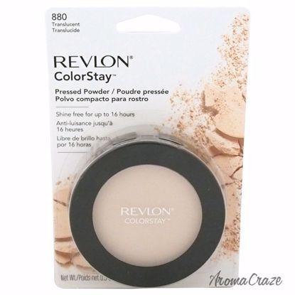 Revlon ColorStay Pressed Powder # 880 Translucent Powder for
