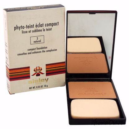 Sisley Phyto-Teint Eclat Compact # 3 Natural Foundation for