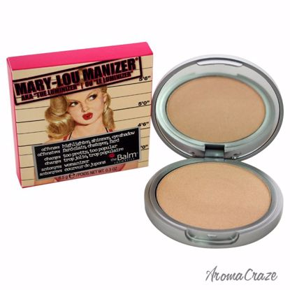 the Balm Mary-Lou Manizer Compact for Women 0.3 oz