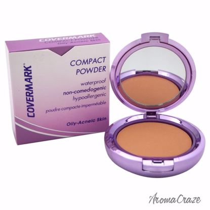 Covermark Compact Powder Waterproof # 4A Oily-Acneic Skin Po