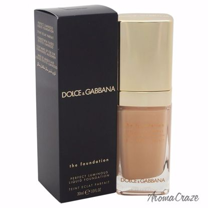 Dolce & Gabbana Perfect Luminous Liquid # 130 Warm Rose Foun