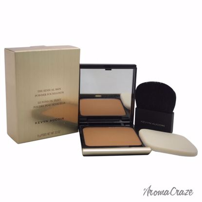 Kevyn Aucoin The Sensual Skin Powder Foundation PF 06 Dark To Warm Skintones for Women 0.3 oz - Face Makeup Products | Face Cosmetics | Face Makeup Kit | Face Foundation Makeup | Top Brand Face Makeup | Best Makeup Brands | Buy Makeup Products Online | AromaCraze.com