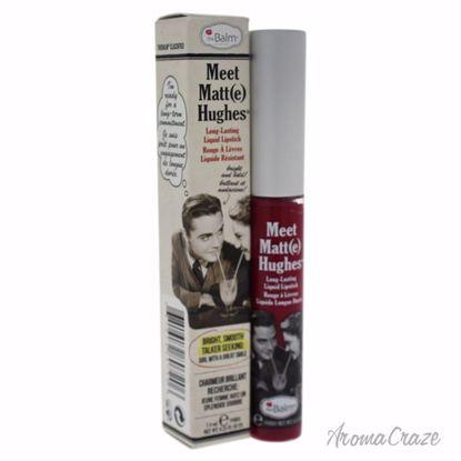 the Balm Meet Matte Hughes Long Lasting Liquid Lipstick Dedi