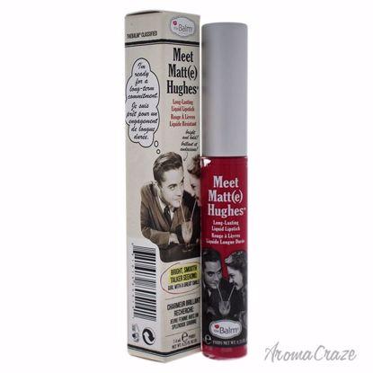 the Balm Meet Matte Hughes Long Lasting Liquid Lipstick Sent