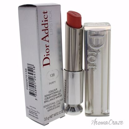 Christian Dior Addict Lipstick # 138 Purity for Women 0.12 oz - Lip Makeup | Lip Makeup Products | Best Lipsticks Colors | Lip Cosmetics | Lipsticks and Lip Colors | Lip Gloass | Best Lipsticks Brands | Make up cosmetics | AromaCraze.com