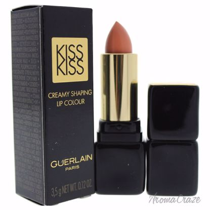Guerlain KissKiss Shaping Cream Lip Colour # 500 Fall In Nude Lipstick for Women 0.12 oz - Lip Makeup | Lip Makeup Products | Best Lipsticks Colors | Lip Cosmetics | Lipsticks and Lip Colors | Lip Gloass | Best Lipsticks Brands | Make up cosmetics | AromaCraze.com