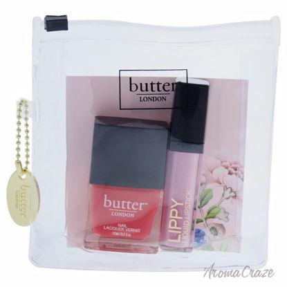 Butter London Pink Pops Lip & Tips Collection 0.2oz Lippy Li
