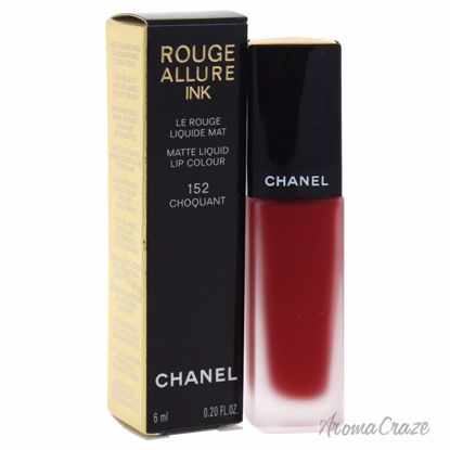 Chanel Rouge Allure Ink # 152 Choquant Lipstick for Women 0.