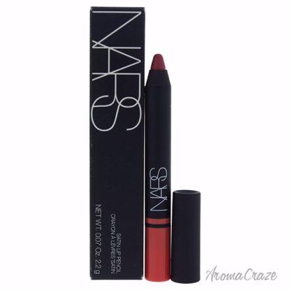 NARS Satin Lip Pencil Lodhi Lipstick for Women 0.07 oz