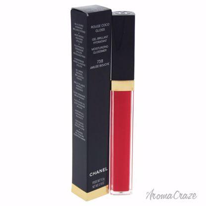 Chanel Rouge Coco Gloss Moisturizing Glossimer # 738 Amuse-B