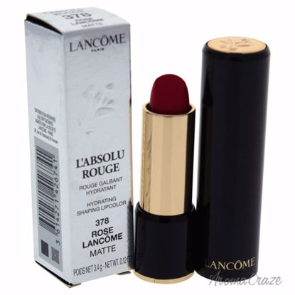 Lancome L'Absolu Rouge Hydrating Shaping Lipcolor # 378 Rose