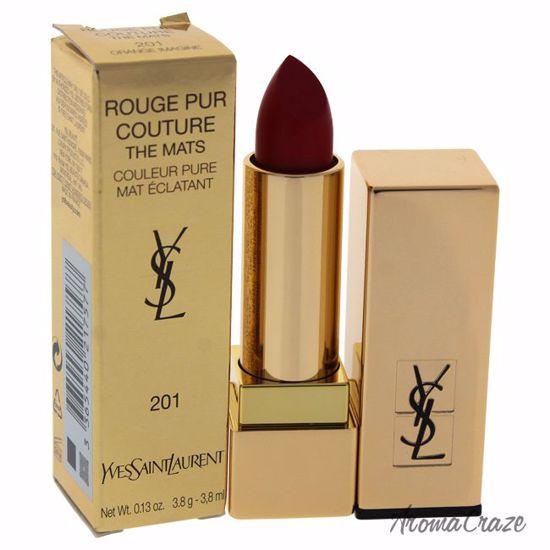 Yves Saint Laurent Rouge Pur Couture The Mats # 201 Orange I