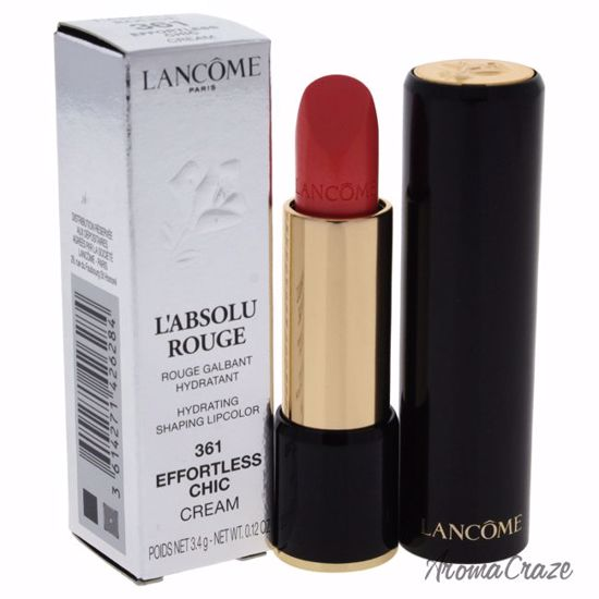 Lancome L'Absolu Rouge Hydrating Shaping Lipcolor # 361 Effo