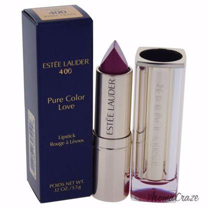Estee Lauder Pure Color Love # 400 Rebel Glam Lipstick for W