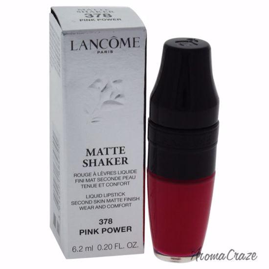 Lancome Matte Shaker Liquid # 378 Pink Power Lipstick for Wo