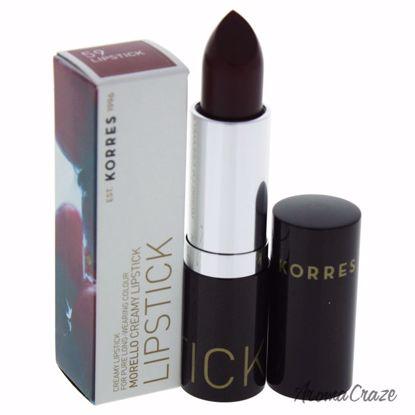 Korres Morello Creamy # 59 Burgundy Red Lipstick for Women 0