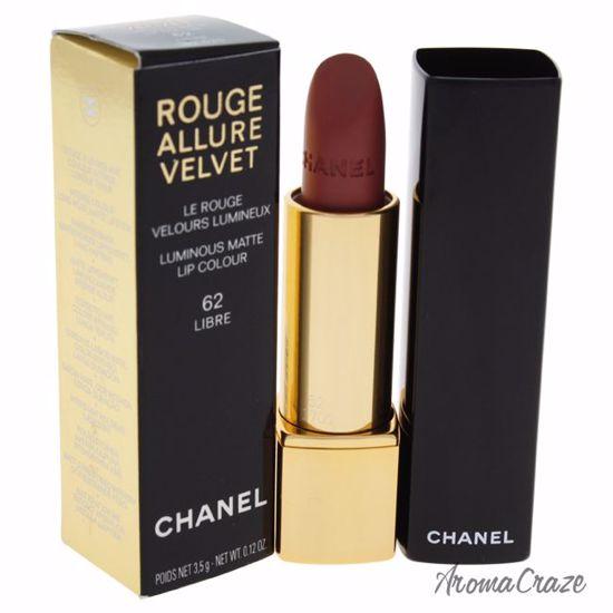 Chanel Rouge Allure Velvet Luminous Matte Lip Colour # 62 Li