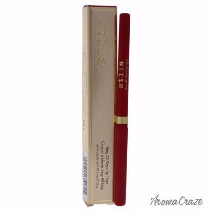 Stila Stay All Day Lip Liner Pinot Noir for Women 0.012 oz