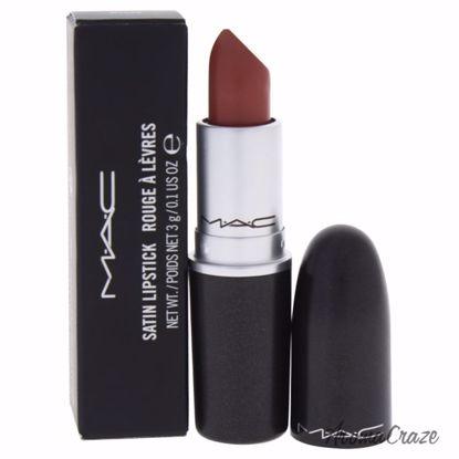 MAC Satin Lipstick Mocha for Women 0.1 oz