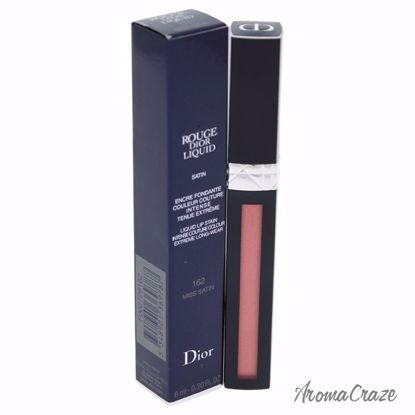 Christian Dior Rouge Liquid Lip Stain # 162 Miss Satin Lip G